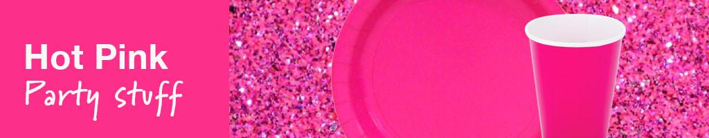 Pink Party versiering