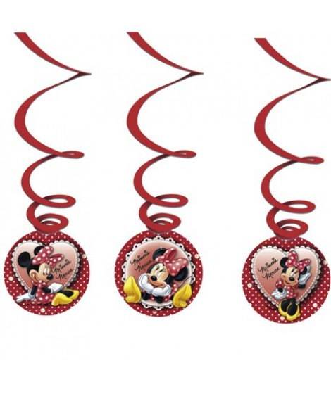 Minnie Mouse hangdeco slinger