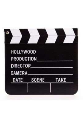 Klapbord Hollywood Film