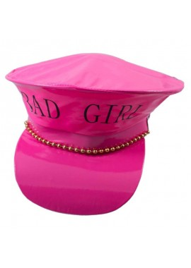 Roze pet Bad Girl.