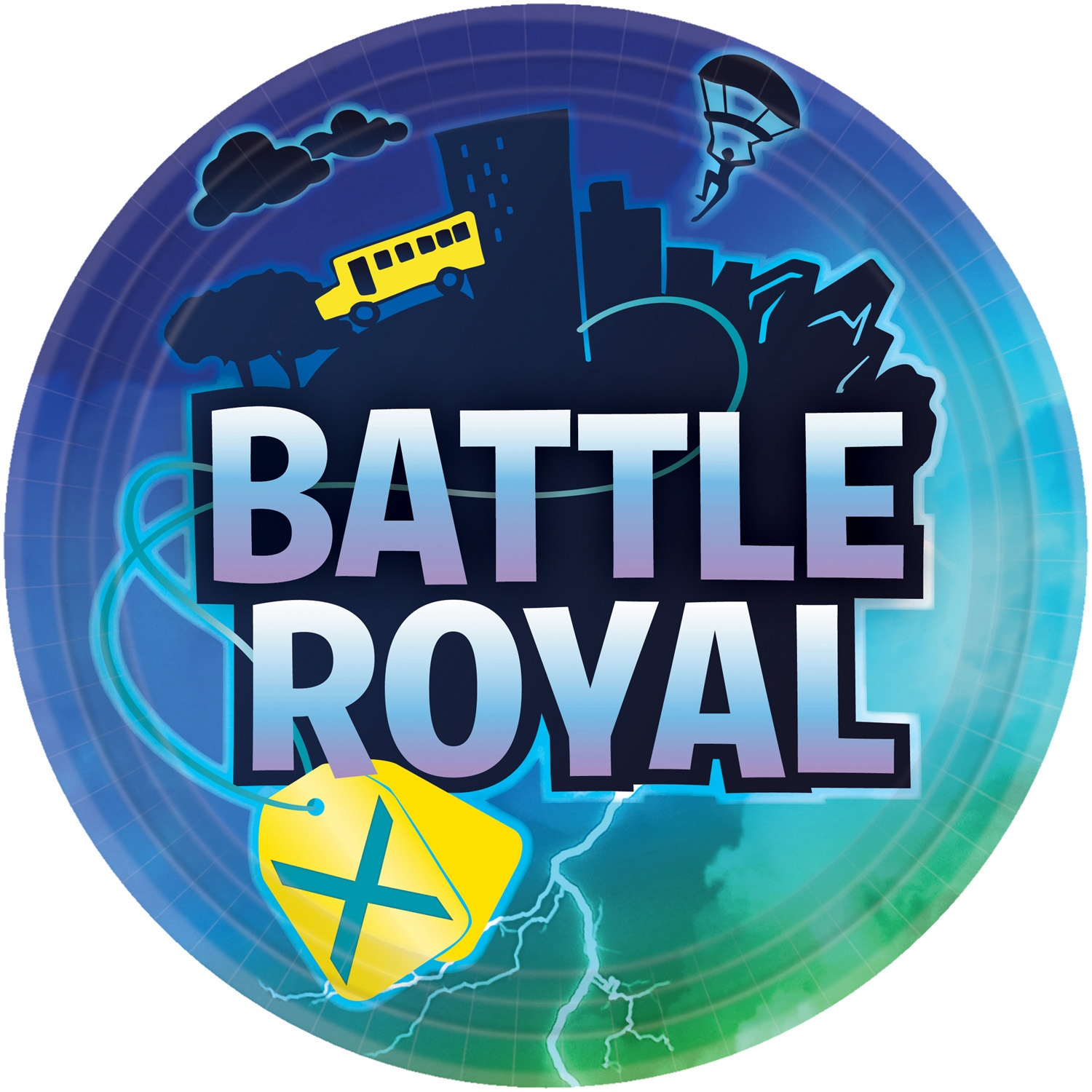 Versiering Fortnite Battle Royal