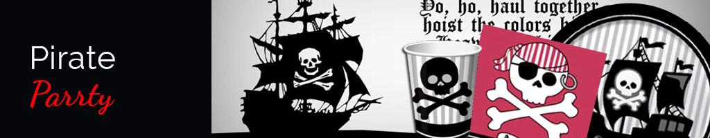Piraten feestje