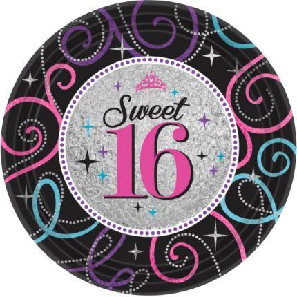 Sweet 16 thema