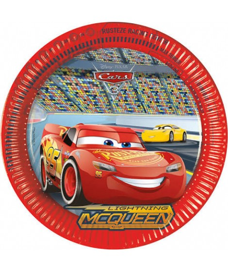 Cars 3 bordjes