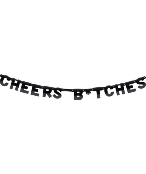 Letterslinger Cheers Bitches