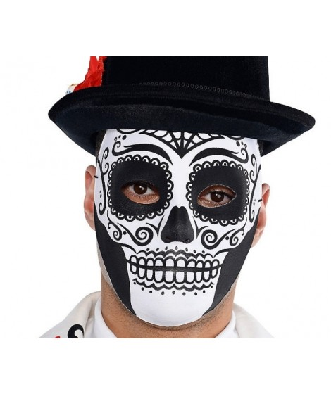 Day of the Dead masker