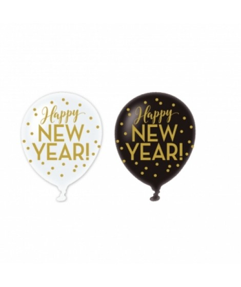 Happy New Year Ballon