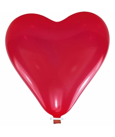 Hart ballon van latex xl