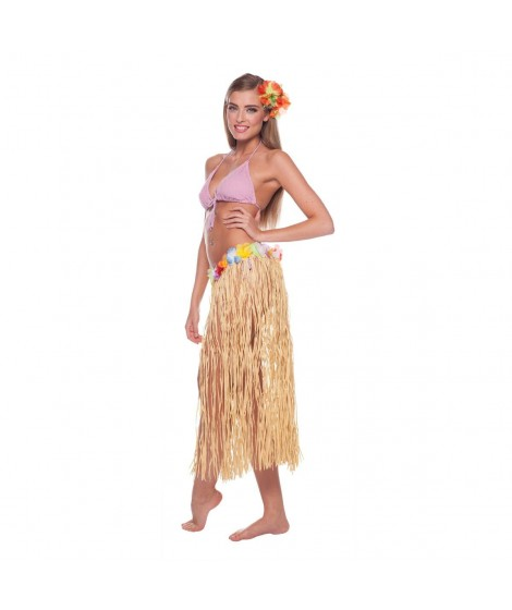 Hawaiirok naturel 80 cm