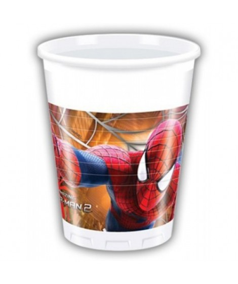 Spiderman-beker