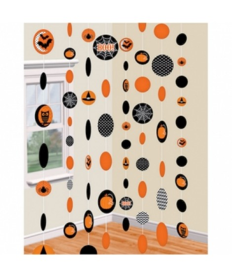 Halloween decoratiestring