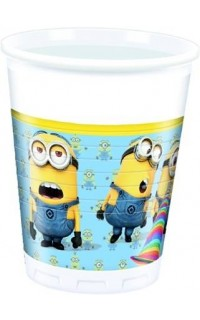 Bekers Minions feest