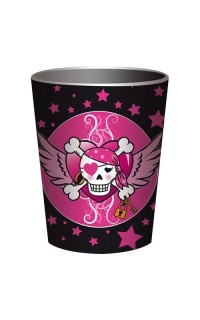 Bekers Pirate Girl, 8 st