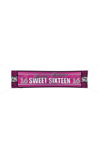 Spandoek Sweet sixteen