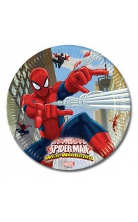 Bord Spiderman, 10 st