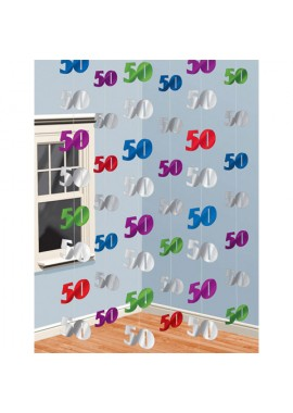 Decoratiestring 50