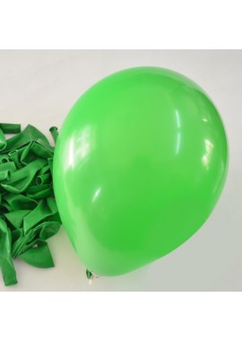 Ballon appel groen lime
