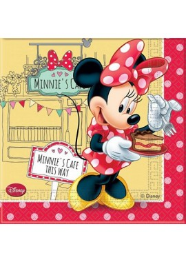 Minnie Mouse servette