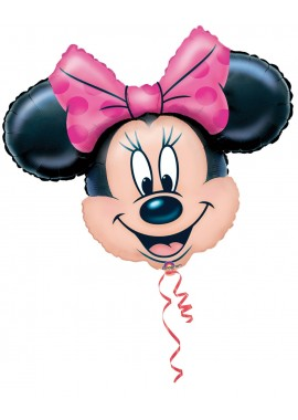 Minnie Mouse ballon XL.
