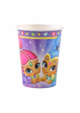 Shimmer en Shine bekers.