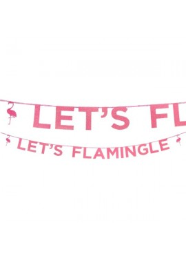 Slinger Lets Flamingle