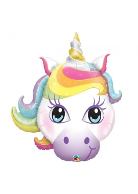 Unicorn folieballon xxl.eenhoorn ballon