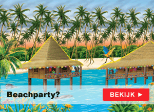 Themafeest Beachparty